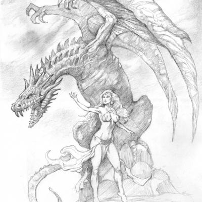 Dragon queen 2