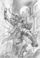 Kron sketch