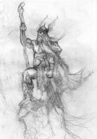 Merlin sketch 1